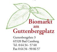 Biomarkt am Guttenbergplatz